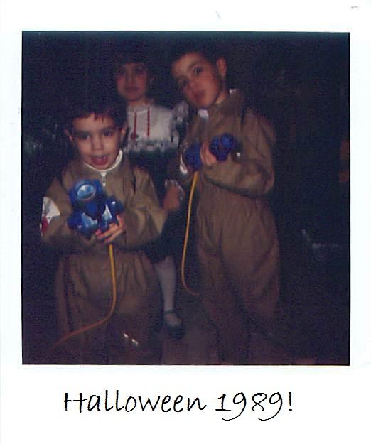 staff halloween-1990 2